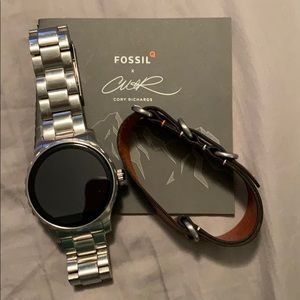 Fossil Q Marshal (2nd Gen): Cory Richards Edition